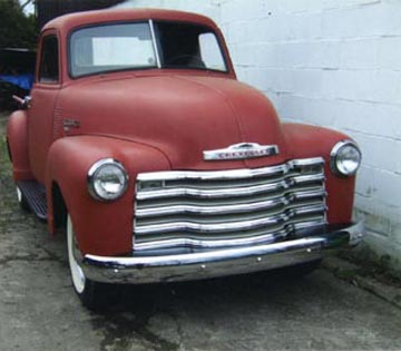chevy truck timeline pictures
